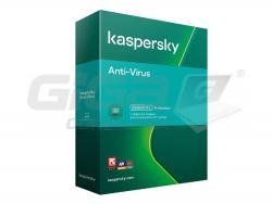 Kaspersky Anti-Virus 1x 1 rok Nová 2021 BOX - Fotka 2/2