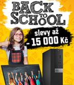 Back to school slevy startuji! 495 produktu v akci!